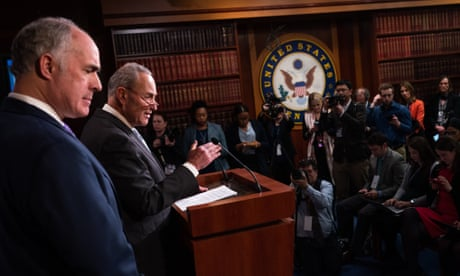 Democrats say impeachment case 'has been proved' as they make final pitch – as it happened