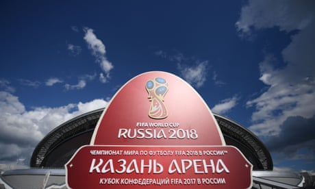 Russian World Cup player recognised by doping whistleblower