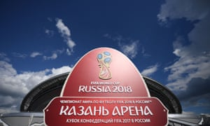 Rodchenkov said Wada would have independent observers at the World Cup in Russia