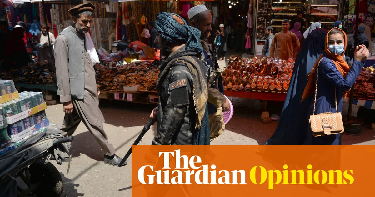 I know how it feels to live under the Taliban. This time, the west must not turn its back