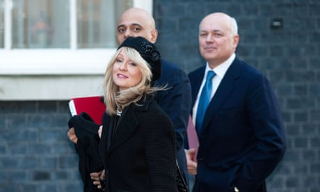 Universal credit? If Iain Duncan Smith is an architect of anything, it's misery