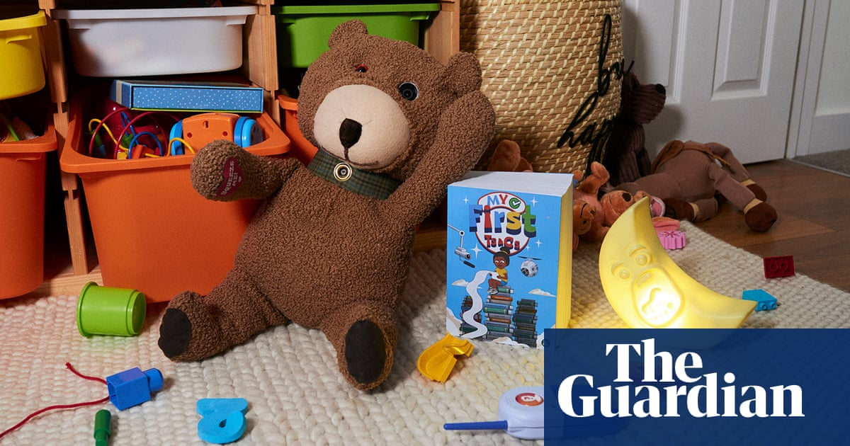 Twisted Toys campaign highlights dangers for children in digital playgrounds