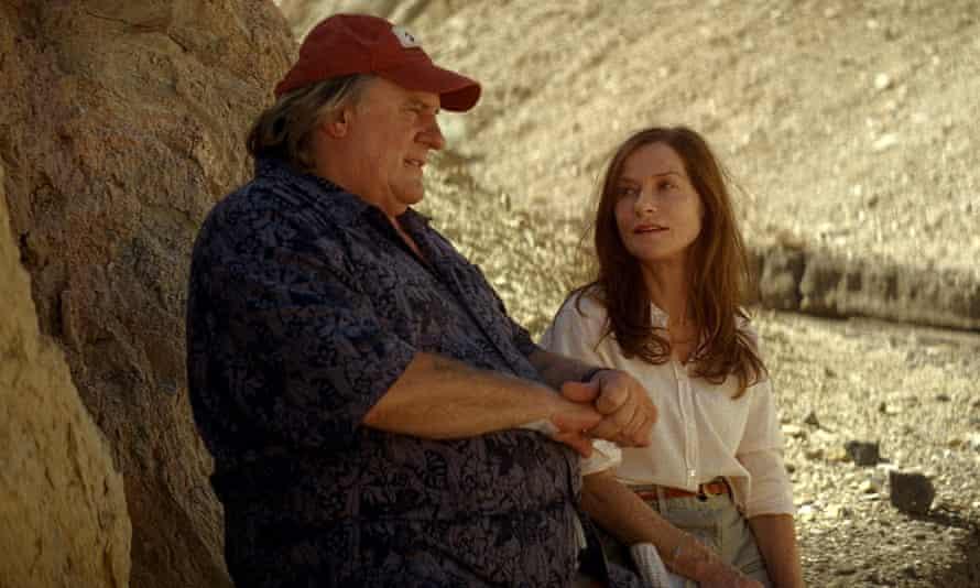 'Odd, mesmerising atmosphere': Gérard Depardieu and Isabelle Huppert in Valley of Love.