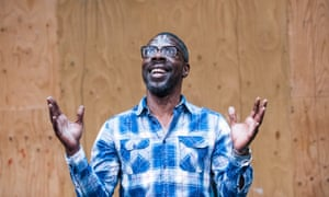 Now We Are Here review – refugee playwrights see Britain ...