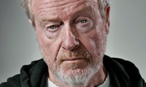 Ridley Scott: 'My decision was almost immediate. I didn't agonise'