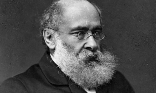 'It's a fitting tribute in the author's 200-year anniversary' … Anthony Trollope in around 1875.