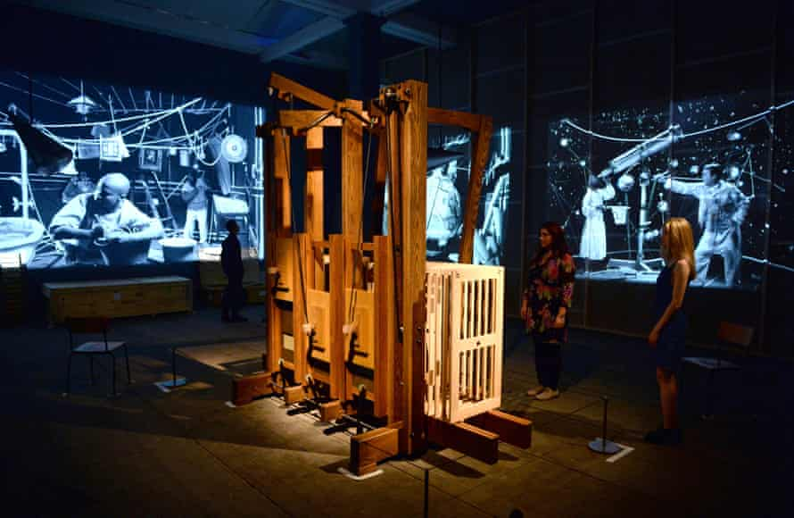 The Refusal of Time is on show at the Whitechapel Gallery, London.