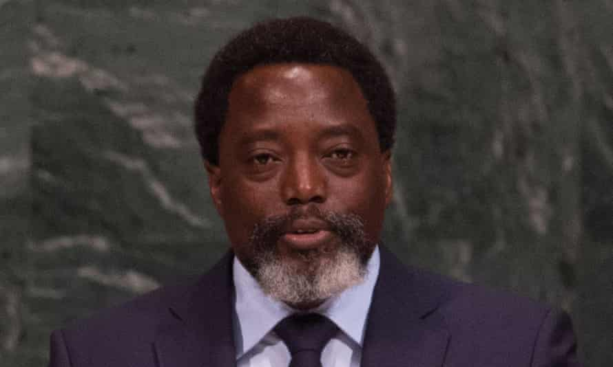 President Joseph Kabila reneged on a deal to step down after his mandate ended in December 2016.