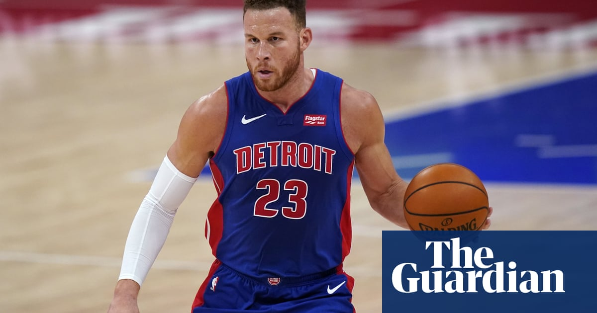 Brooklyn Nets add another All-Star to loaded roster with Blake Griffin - the guardian