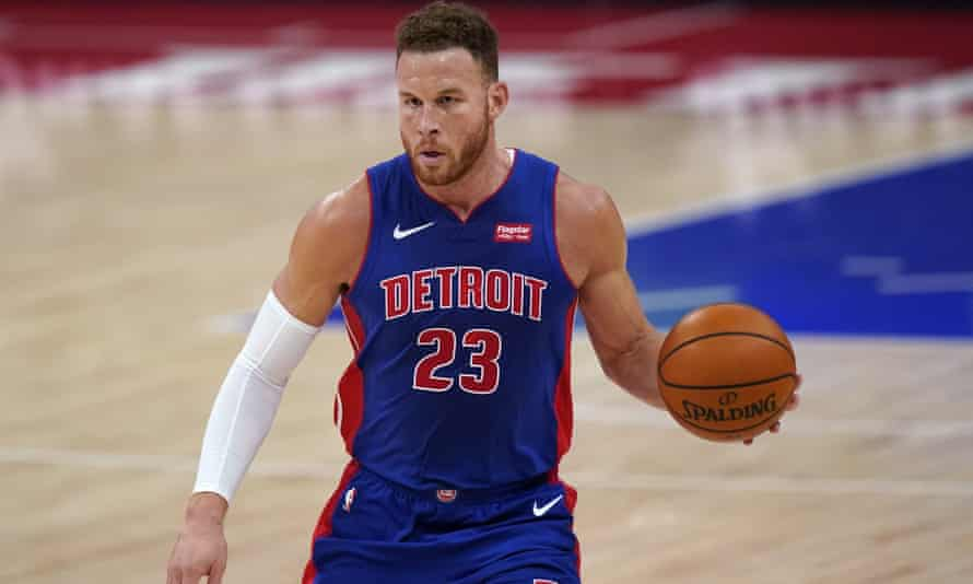 Blake Griffin is a six-time All Star