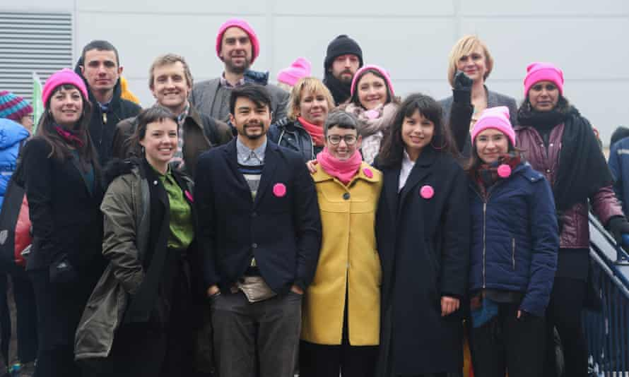 The Stansted 15 activists