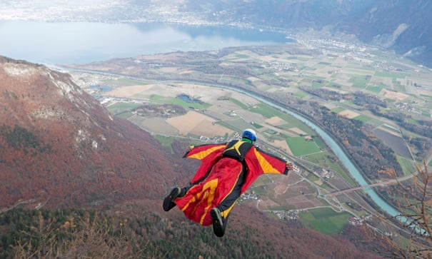 Why are deadly extreme sports more popular than ever?   Sport   The