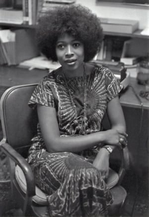 Alice Walker, author, at home in Jackson, Mississippi, late 1960s by Doris Derby.