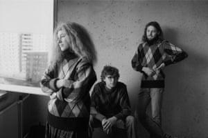 Fashion photo for Sibylle, 1982, Berlin-Marzahn, GDR