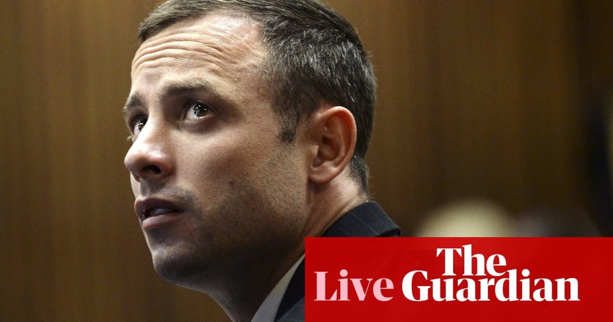 Oscar Pistorius conviction upgraded to murder – as it happened