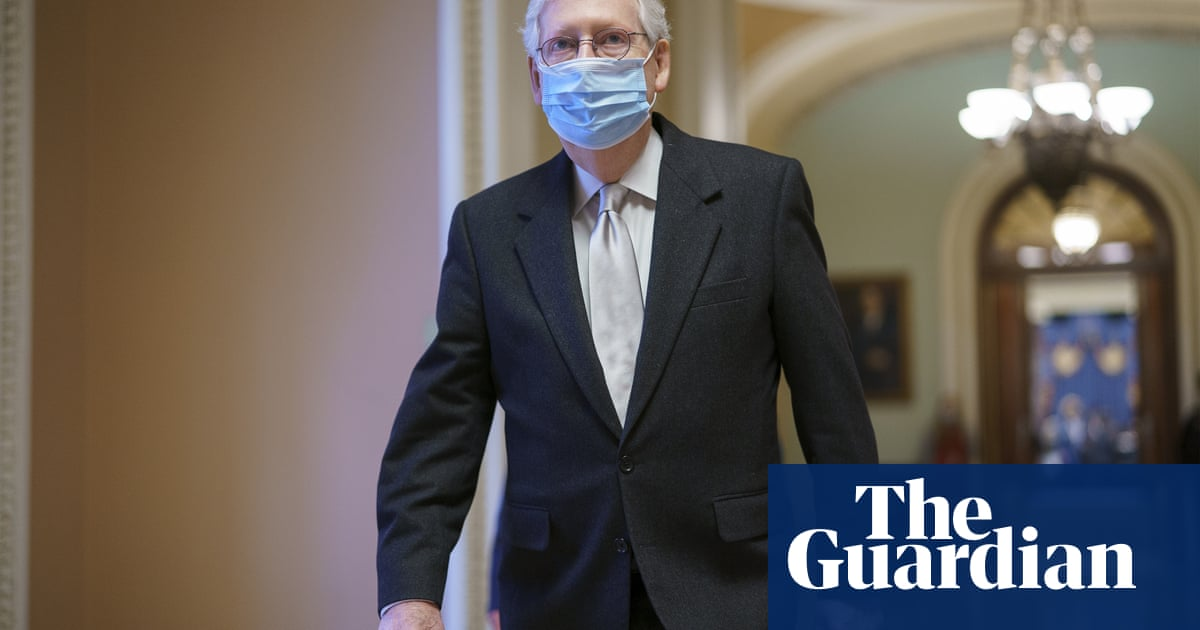 Senate filibuster reform would produce 'nuclear winter', says Mitch McConnell