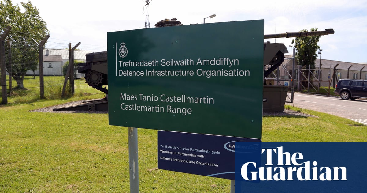 Police investigate death of Welsh Guards sergeant in live-fire exercise
