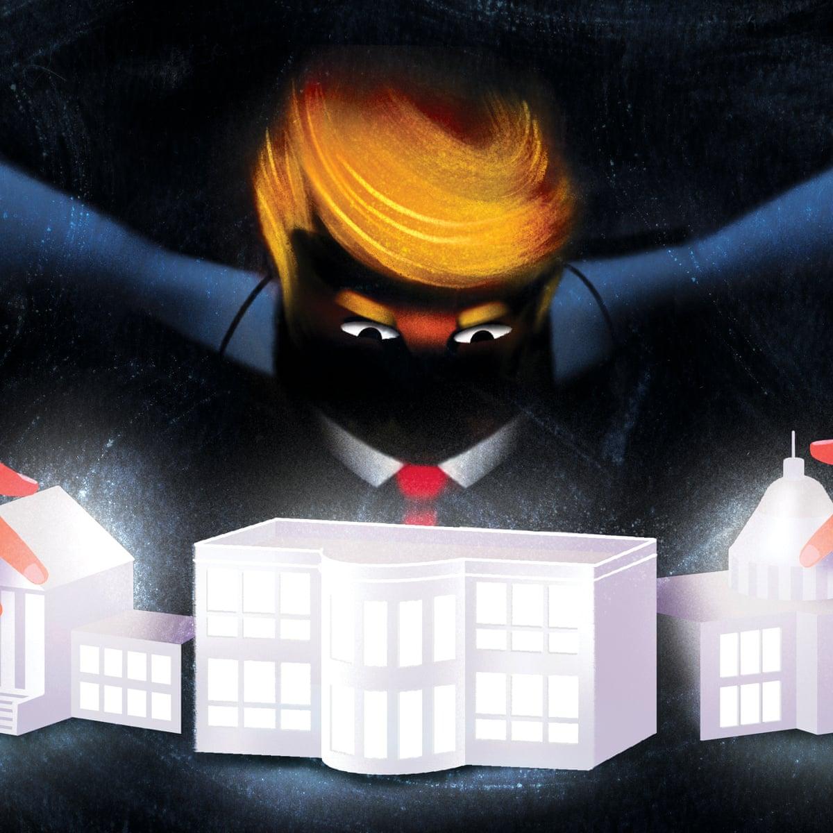 Donald Trump's plot against democracy could break America apart | Jonathan  Freedland | Opinion | The Guardian