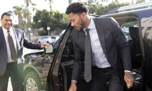 Derrick Rose arrives at federal court in Los Angeles.