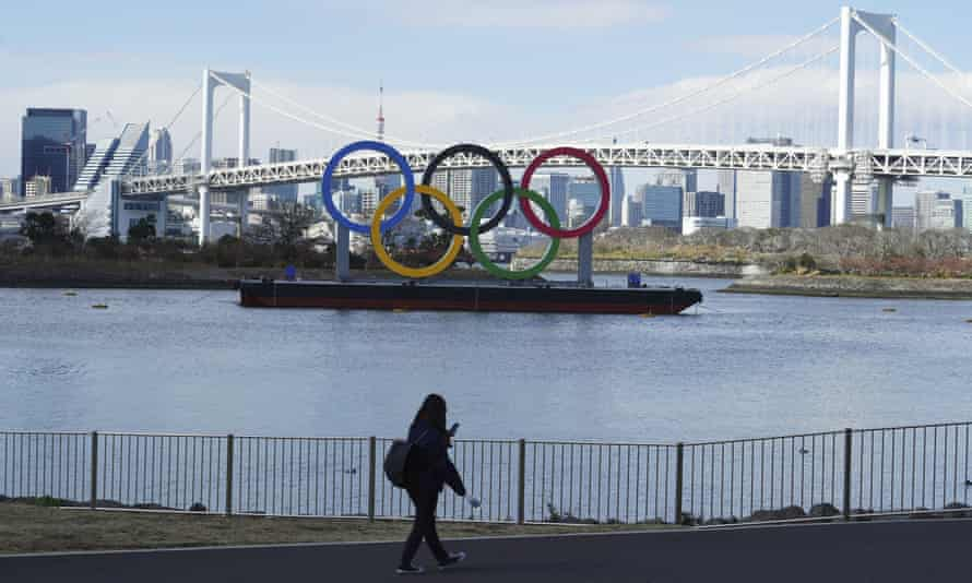 Two thirds of Japanese firms are opposed to holding the Olympics as planned.