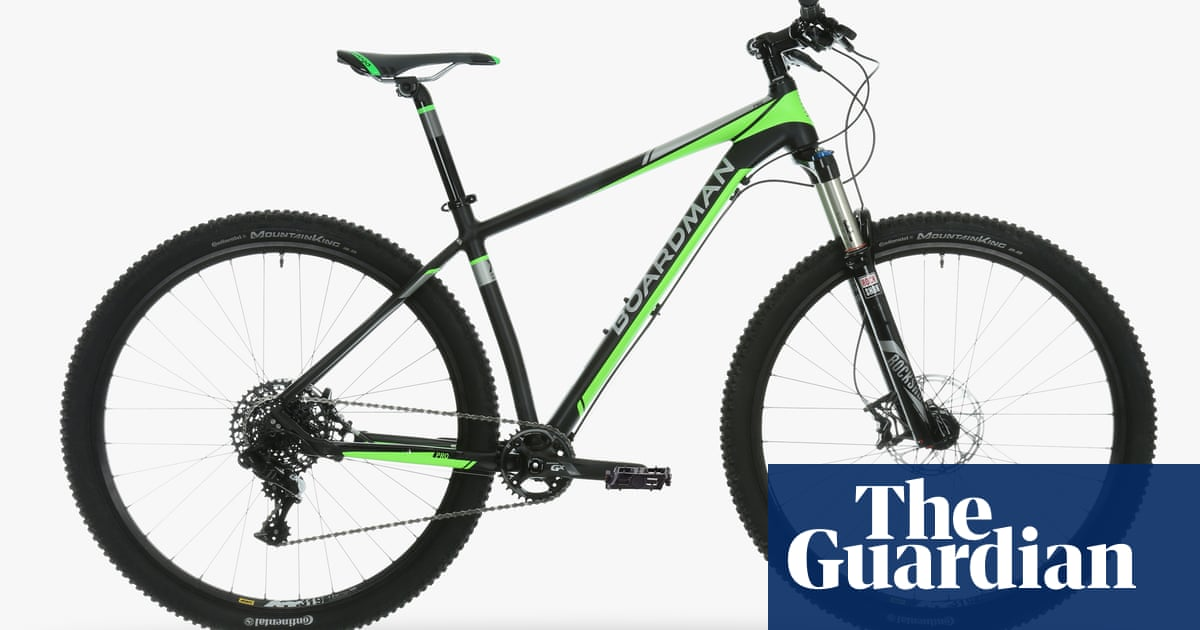 3407f1c387d Boardman Mountain Bike Pro 29er review: 'A lot of bike for the money ...