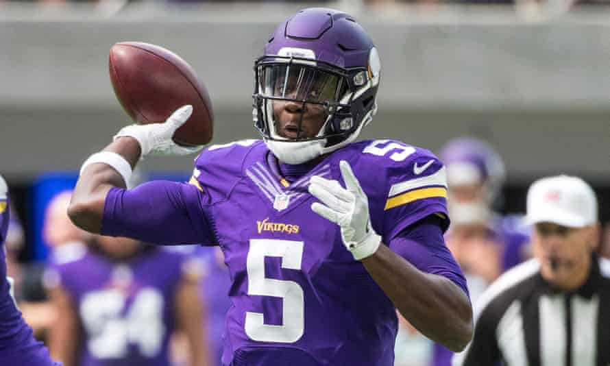 Teddy Bridgewater has emerged as a promising leader in his first two seasons in the league