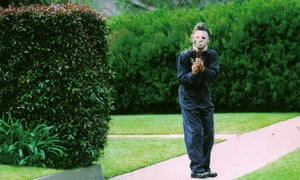 Tony Moran as Michael Myers in the 1978 original Halloween.