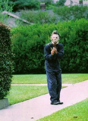 Michael Myers en Halloween, interpretado por Tony Moran