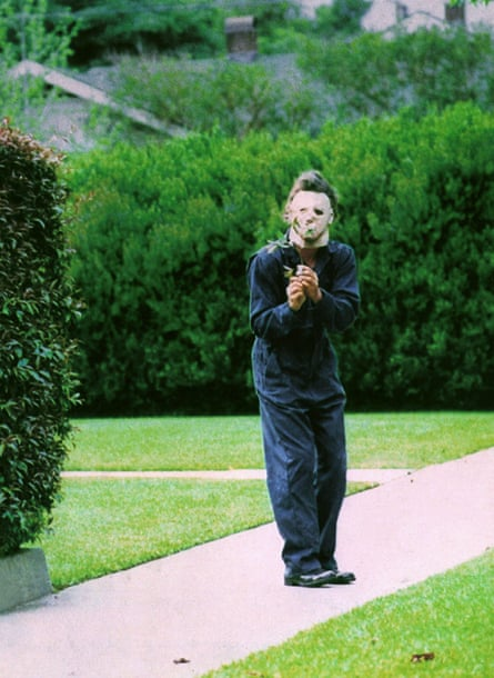 Michael Myers in Halloween, played by Tony Moran