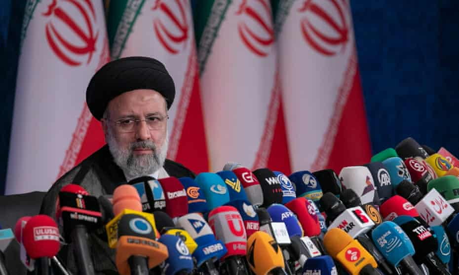 Ebrahim Raisi, Iran's new president