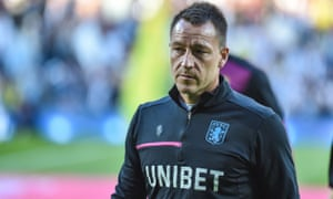 John Terry has had talks with Middlesbrough about the vacancy for manager.