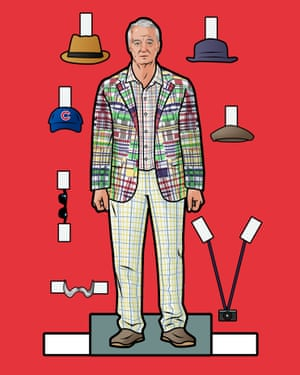 Bill Murray's 2012 Cannes outfit