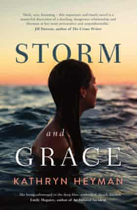 Cover image for Storm and Grace by Kathryn Heyman