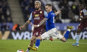 Leicester City v Aston Villa on 9 March was the last match in the Premier League before the Covid-19 shutdown.