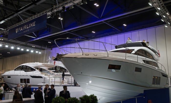 We're going to need a bigger boat: UK yacht makers buoyant as buyers