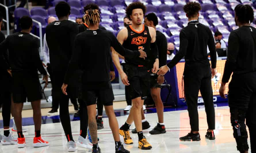 Cade Cunningham can cement his reputation as one of the best players in the college game