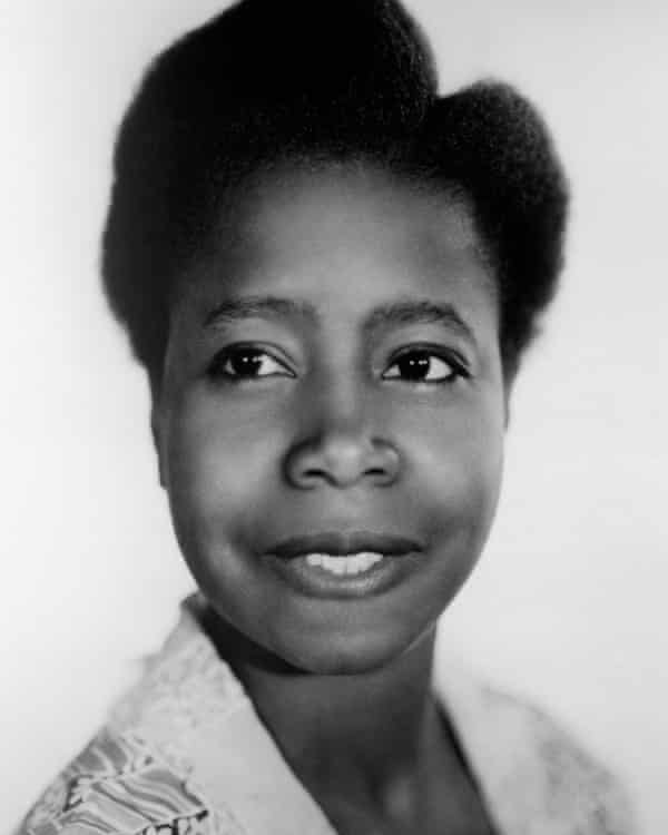 Dream role … Butterfly McQueen, who played Prissy in Gone With the Wind, was cast as Puck.