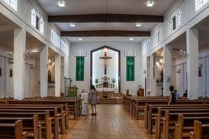Our Lady of Mt Carmel Church, in Agat, Guam.