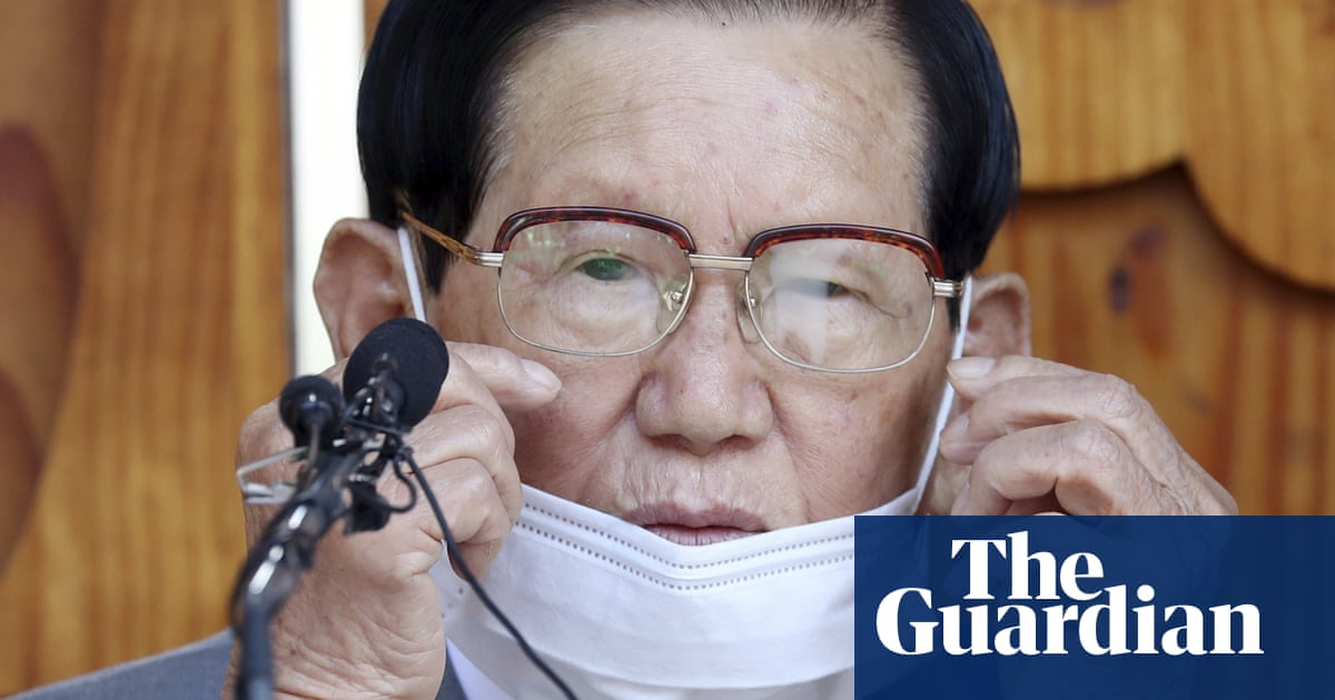 South Korean sect leader arrested for obstructing Covid-19 investigation
