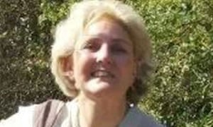 Valerie Graves was bludgeoned to death as she house-sat for friends.