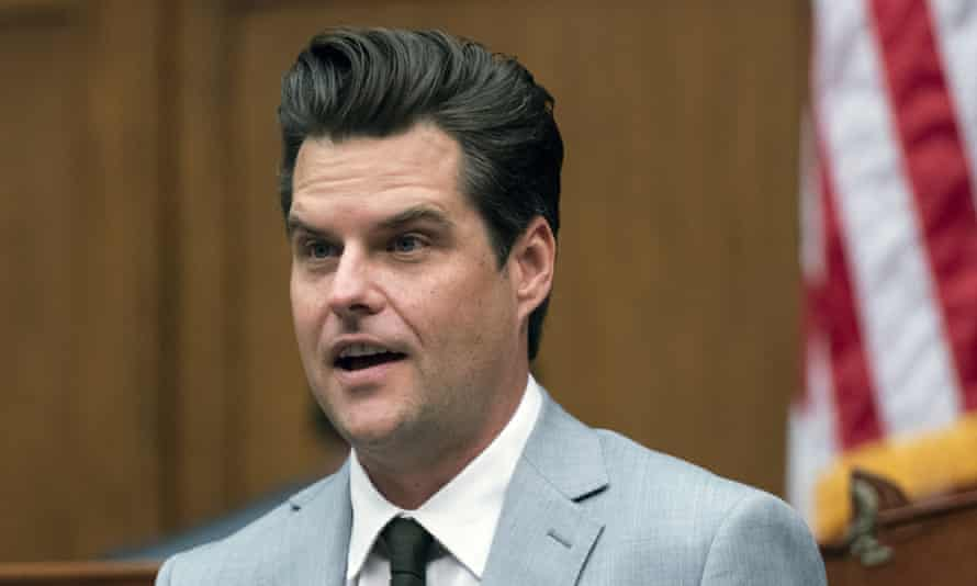 Matt Gaetz has denied all wrongdoing and said he will not resign from Congress.