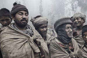 Only 156 people remained in the tribe in Accham District, Nepal, January 2016.