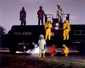 Hazardous Materials Response Team
