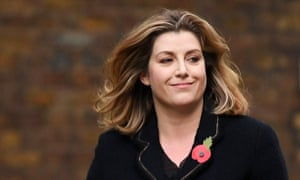 Penny Mordaunt, the new international development secretary