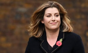 'Ms Patel's replacement by Penny Mordaunt is a further manifestation of the Brexit fault-line on cabinet-making.'