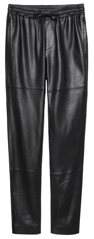 Trousers £425, by Zadig & Voltaire.