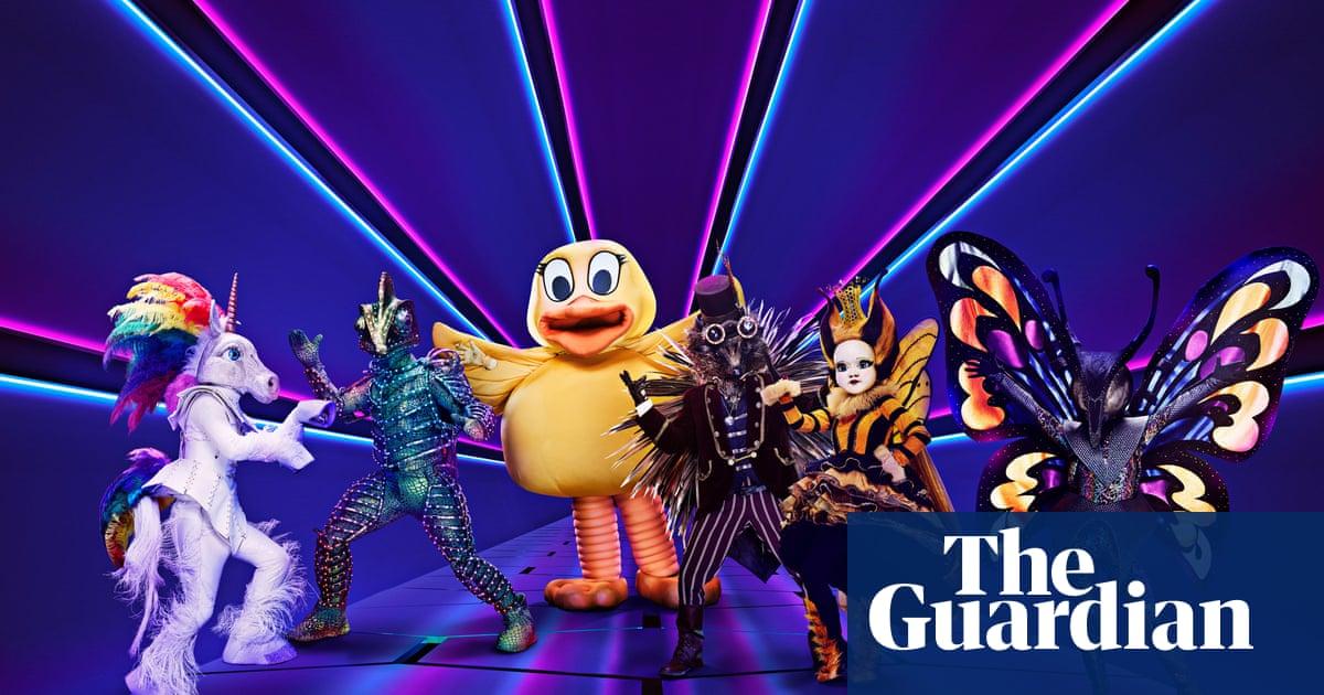 Is The Masked Singer TVs weirdest show?