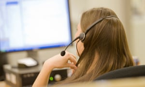In the past seven years, AT&T has closed 44 call centers, four of them just this year.