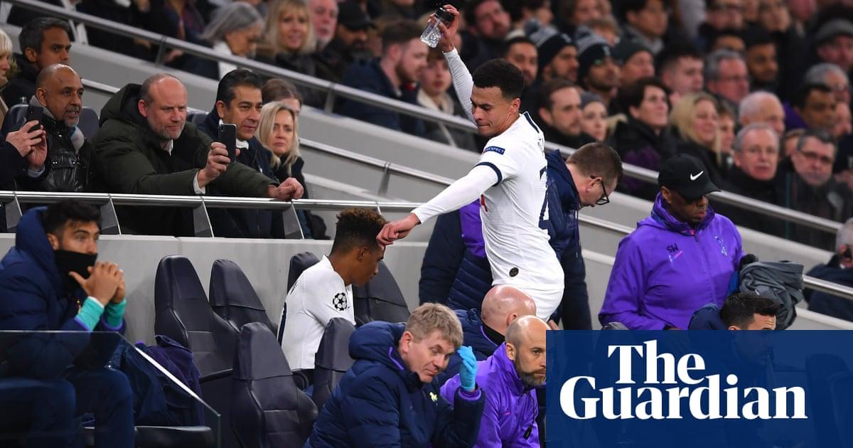 José Mourinho says shorthanded Spurs improved after Alli went off