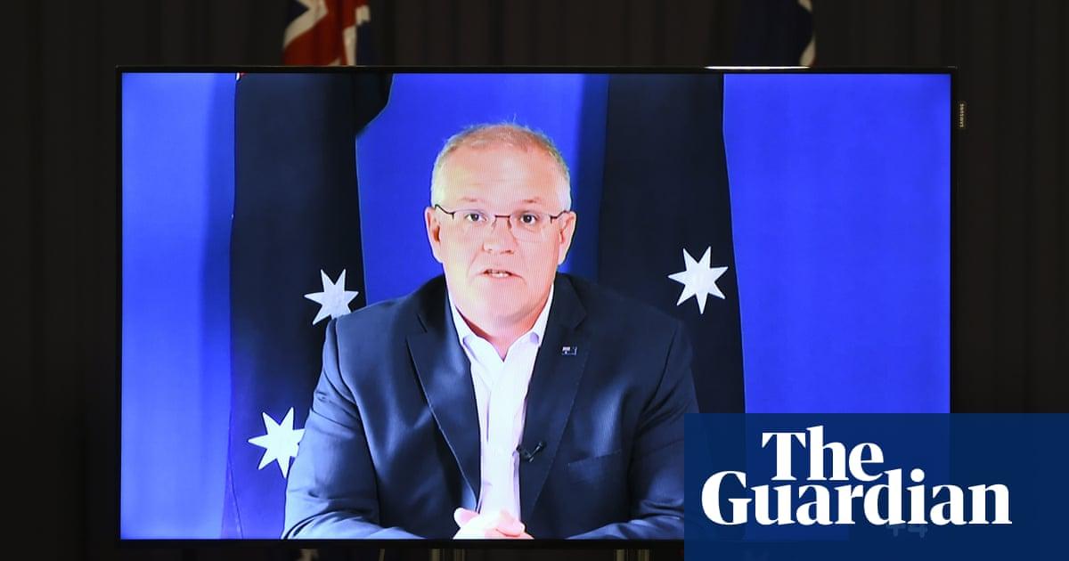 Scott Morrison tells G20 'practical pathways' will achieve cuts in emissions
